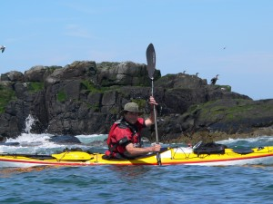 Sea Kayak Coaching Northumberland